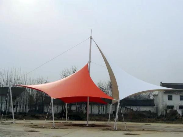 公园景观膜结构