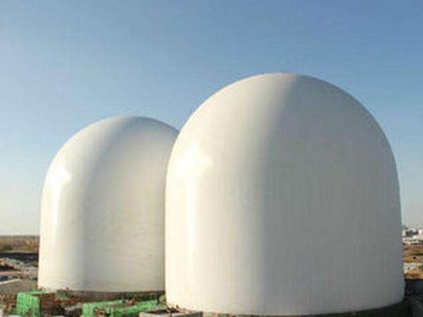 污水处理充气膜结构
